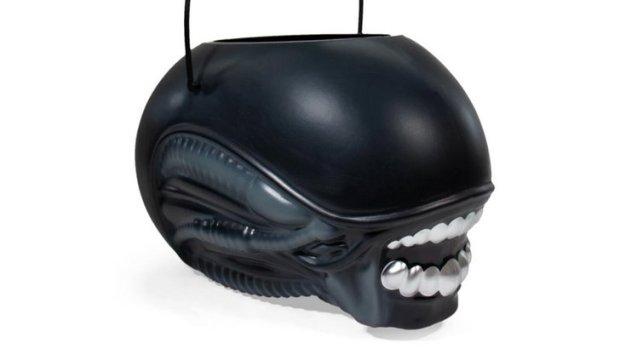 Xenomorph Trick-or-Treat Bucket