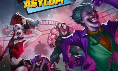 Batman: Escape from Arkham Asylum