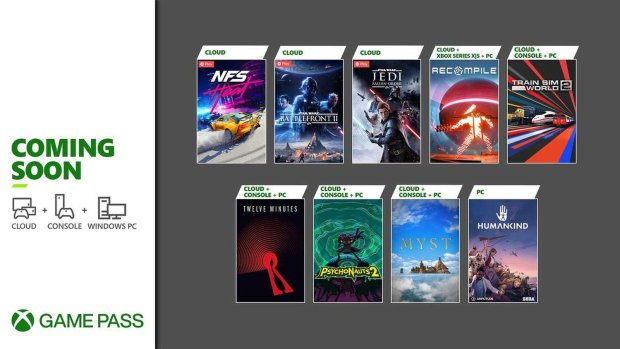 Xbox Game Pass in August 2021 Part 2