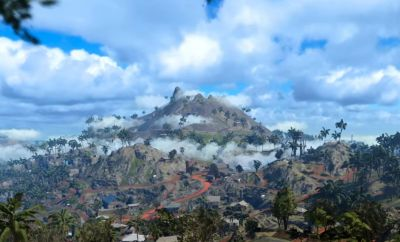 Call Of Duty: Warzone's New Pacific Map