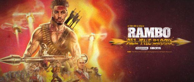 Far Cry 6 rambo