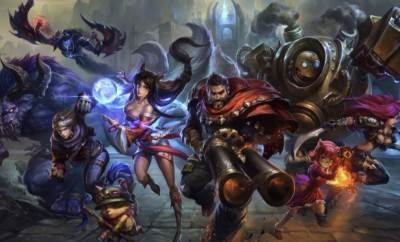 League of Legends Heroes