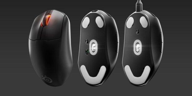 SteelSeries' Prime Mini Gaming Mice