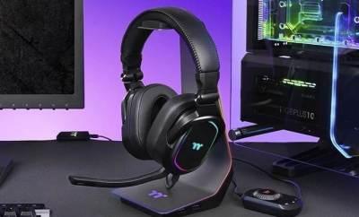Thermaltake ARGENT H5 RGB Gaming Headset
