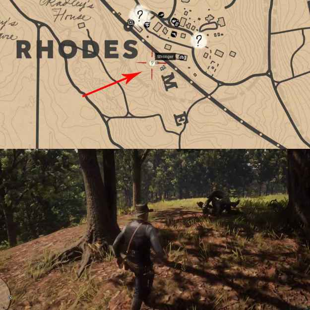 The Ties That Bind Us Location