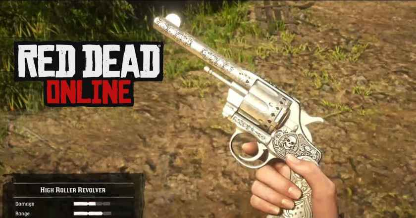 Red Dead Online: How To Get High Roller Revolver for Free - 1200 x 630 jpeg 149kB