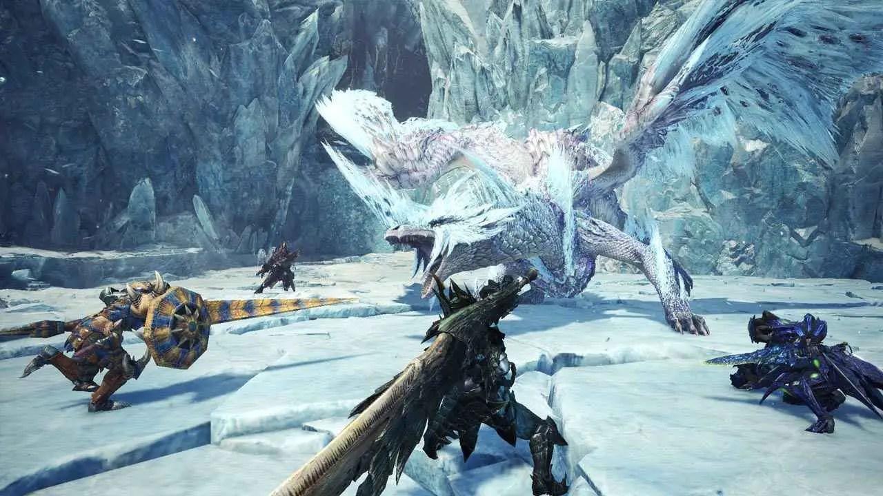 Monster Hunter World: Iceborne Cracked by Infamous Warez Group
