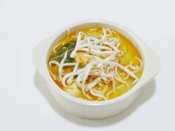 How To Make PrawnTofu Laksa From Scratch |Asian Cooking