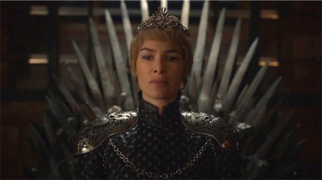 cersei iron throne