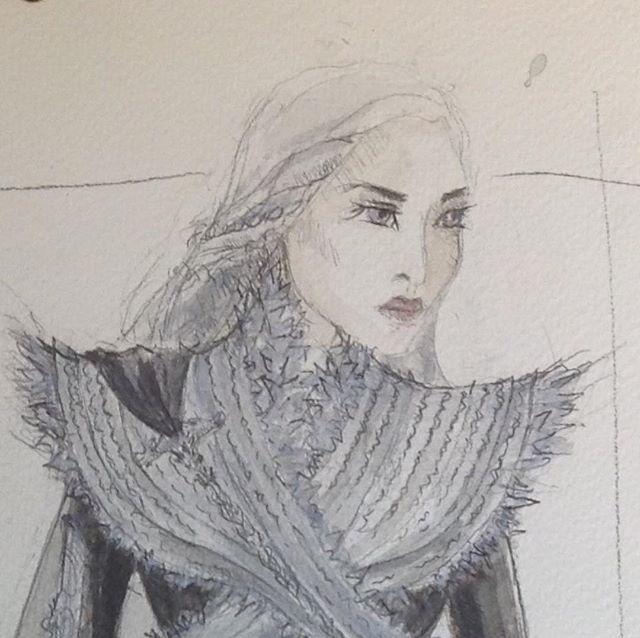 daenerys costume season 7