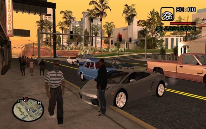 free games like gta san andreas | Gameswalls org