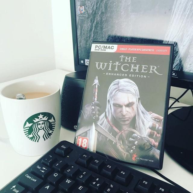 Games The Witcher IGblackcatx93