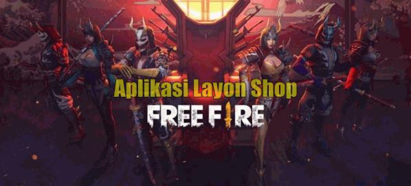 Aplikasi Layon Shop Free Fire
