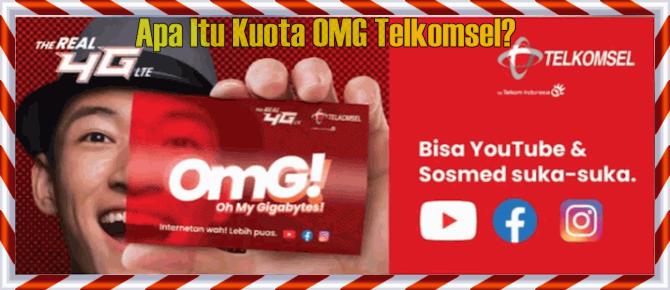 Apa Itu Kuota OMG Telkomsel
