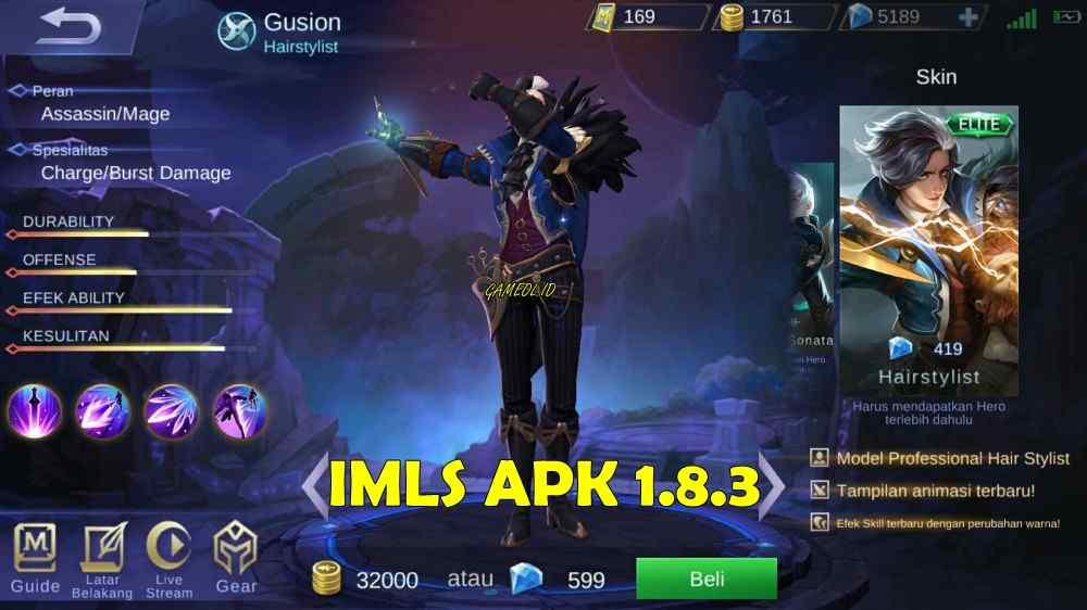 IMLS APK 1.8.3