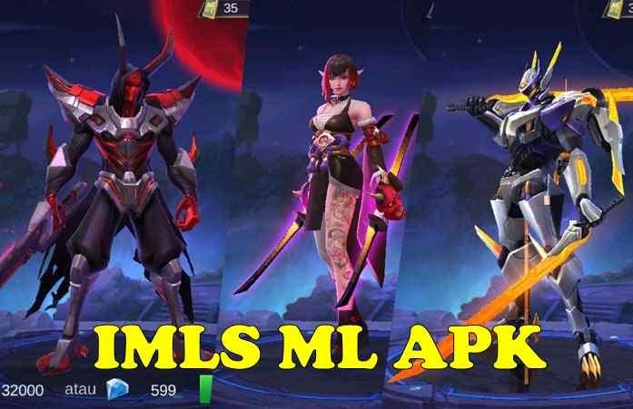 IMLS 1.8.9 APk - Unlock All Skin ML (Mobile Legends) - GAMEOL.ID