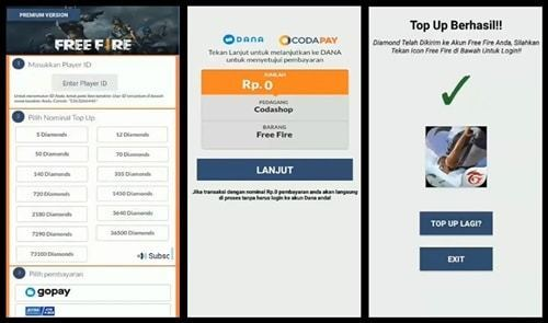 Download Codashop Pro Ff