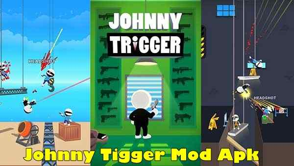 Johnny Tigger Mod Apk Unlimited Money