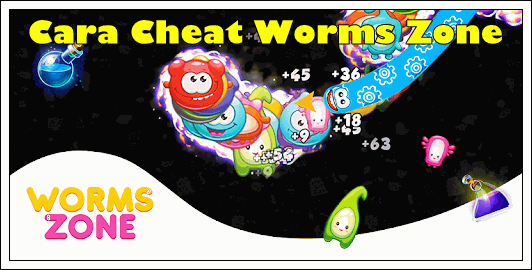 Cara Cheat Worms Zone