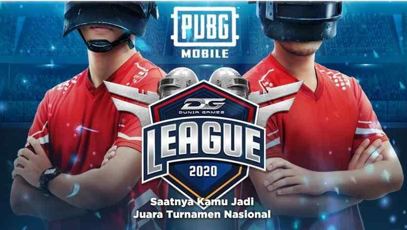DGL Dunia Games League PUBG