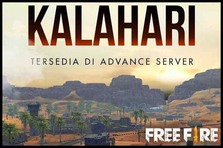 Free Fire Kalahari Apk