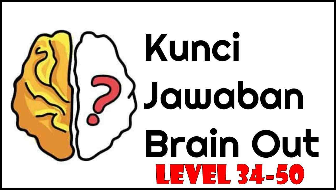Kunci Jawaban Brain Out Level 34 50