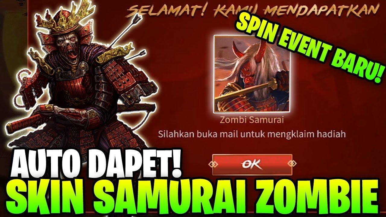 Zombie Samurai Free Fire