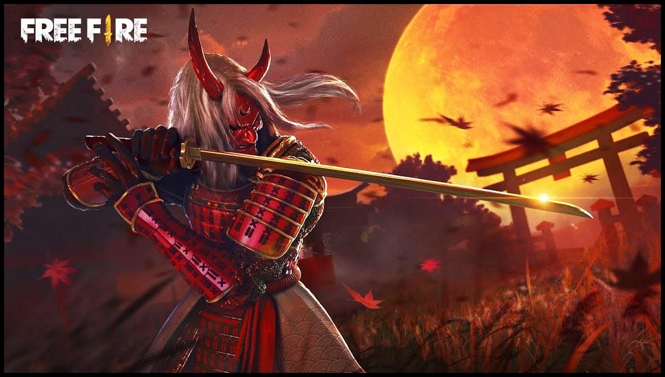 Gambar Wallpaper Zombie Samurai Free Fire Min