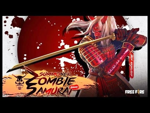 Gambar Zombie Samurai Ff Min