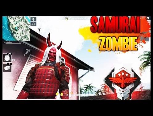 Gambar Zombie Samurai Free Fire Min