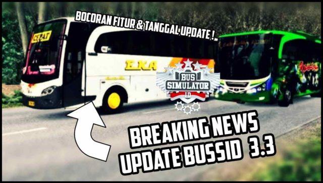 Bussid Versi 3.3