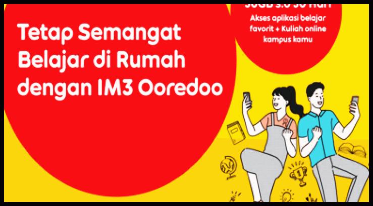 Cara Merubah Paket Edukasi Indosat Menjadi Kuota Utama