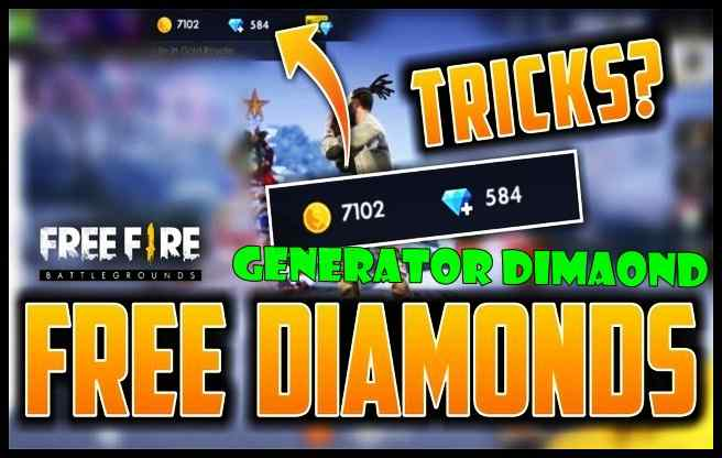 Generator Dimaond FF Free Fire