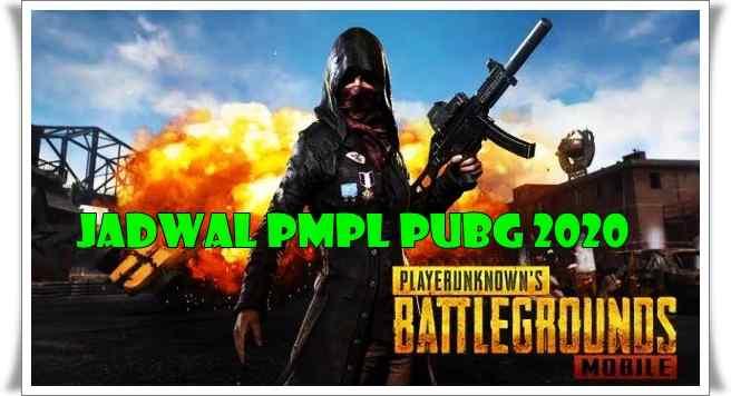 Jadwal PMPL PUBG
