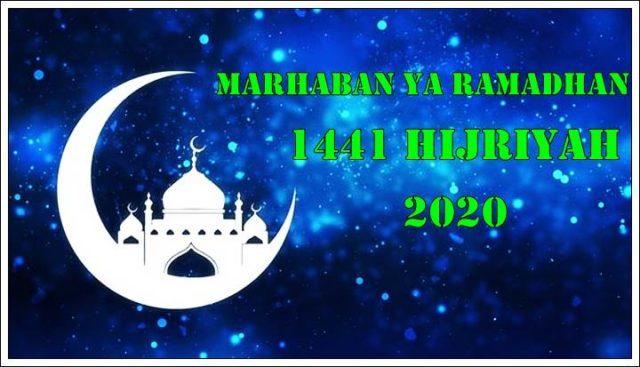 Caption Menyambut Bulan Ramadhan