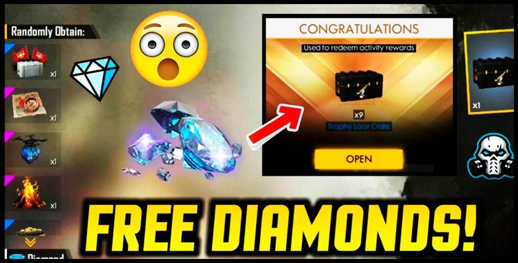 Generator Free Fire Vip Inject Diamond