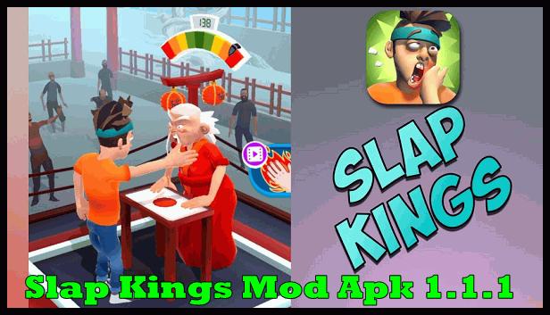 Slap Kings Mod Apk 1.1.1