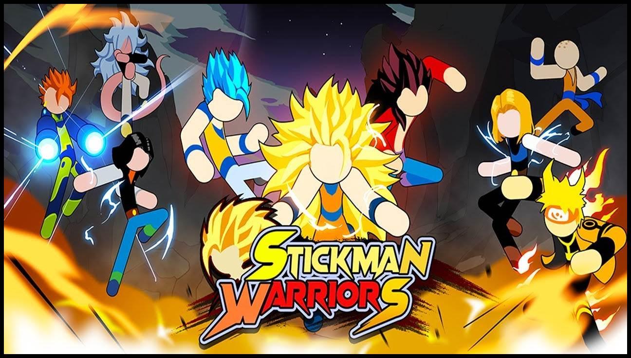 Stickman Warriors Super Dragon Shadow Fight Apk