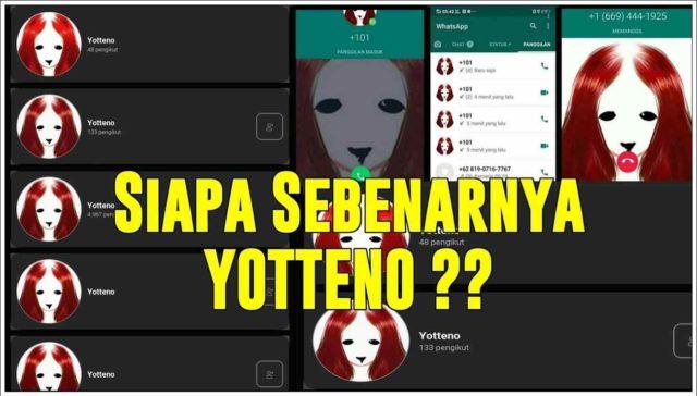 Nomor WA Yotteno