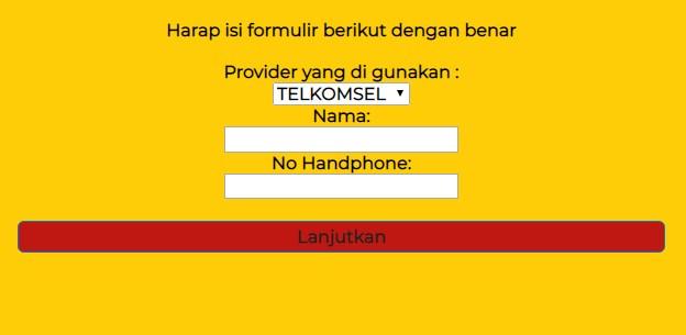Cara Mendapatkan Kuota Ramadhan Tech 10 Gb