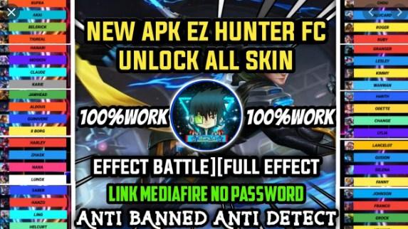 Ez Hunter FC Apk Mobile Legends