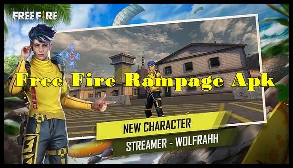 FF Free Fire Rampage Apk