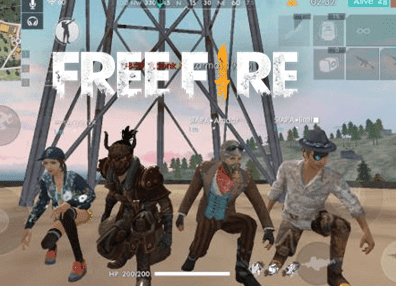 Cara Mabar FF Free Fire