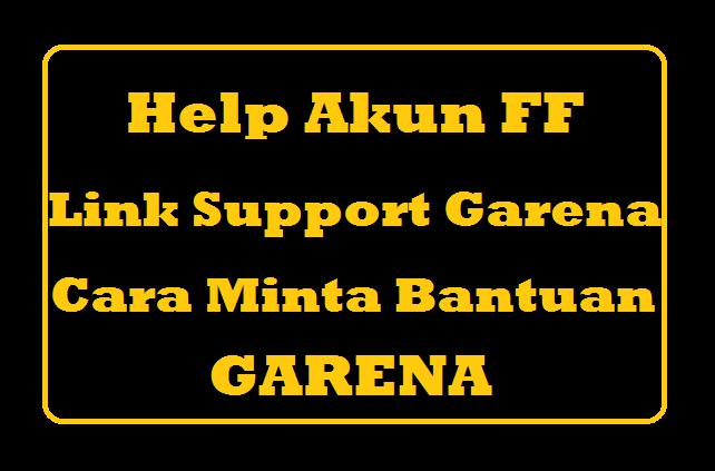 Help Akun FF