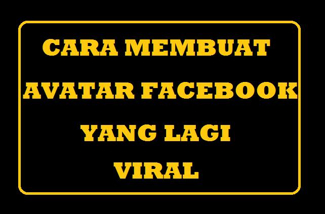 Avatar Facebook Yang Viral