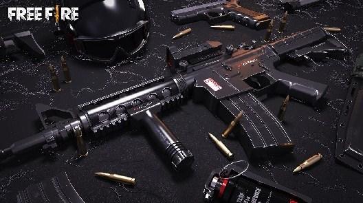 10 Sub Machine Gun FF Terbaik 2021