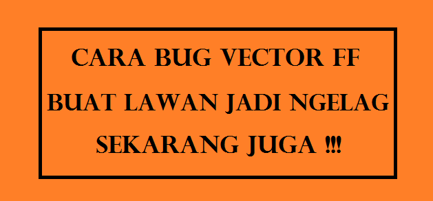 Cara Bug Vector FF