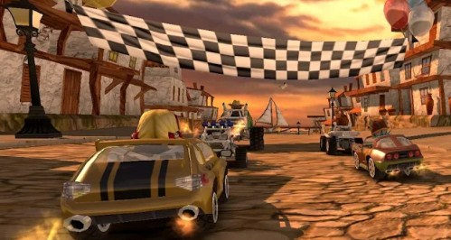 Download BB Racing Mod Apk