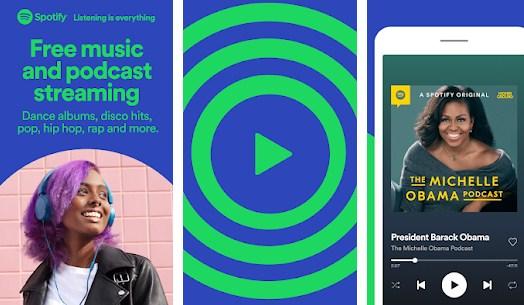 Download Spotify Mod Apk