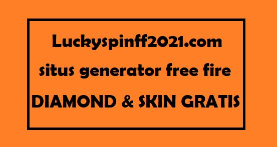 Luckyspinff2021com